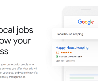 google local ads services